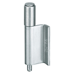 Stainless Steel L-Shaped Back Hinge (2 Tube) B-1559