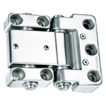 Stainless-Steel Multiaxial Hinge For Large Airtight Doors FB-1736