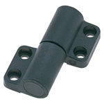 Plastic Torque-Adjustable Damper Hinge BP-879-2H