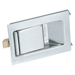Stainless Steel Flush Latch, C-1101
