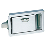 Stainless Steel Flush Latch, C-1206