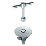 Stainless Steel Manhole Lock C-1269-A