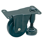 With Adjuster Foot, without Caster Stopper, K-600AF