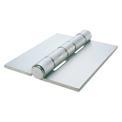 Flat Hinge for Heavy Weight (B-1001 / Stainless Steel)