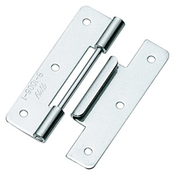Stainless Steel, Center-Opening Hinge B-1006