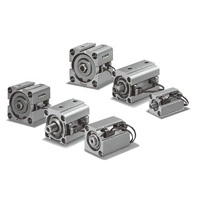 Compact pneumatic cylinder switch set 10S-1R series