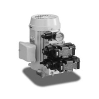 Motor Pump, 35HP210 Series