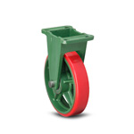 Ductile Caster P Type (Fixed) PK