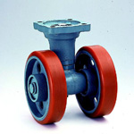 Dual-Wheel Caster, T130