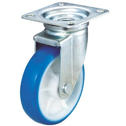 Cold-Tolerant Urethane Caster, Freely Rotating