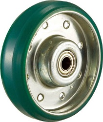 Press Type Urethane Caster 'High Tensile Caster' Replacement Wheels