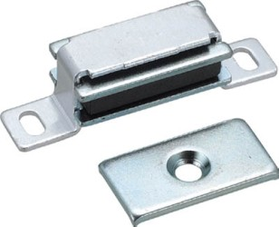 Magnetic Catch Aluminum TSM10