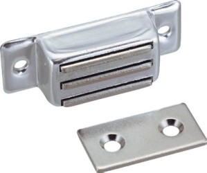 Aluminum Magnetic Catch TSM77
