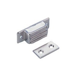 Aluminum Magnetic Catch Vertical 50 mm TMC-0083