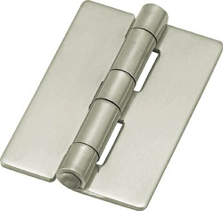 Stainless Steel Flat Hinges Weld-on Type