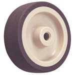 Wheel for Dedicated Caster E Series, Light Duty Urethane Wheels, E-U/E-UB (GOLD CASTER)