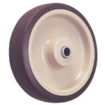 Wheel for Dedicated Caster E Series, Medium Duty Urethane Wheels, S-U/S-UB (GOLD CASTER)