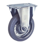 General Caster for Stainless Steel Light-Loaded Plate Fixed Type S-Series SK (Gold Caster)