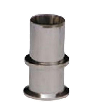 TAC Fluoro Shime-TAC (Made of SUS) Nipple F with An IDF Ferrule