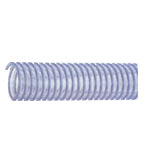 Duct Hose, TXTE (Transparent, With Earthing Wire)