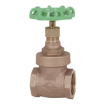 125 Type Lead Free Bronze Screw-in Gate Valve