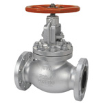 20K Type Ductile Cast-Iron Flanged Globe Valve <Bolted Bonnet Type>