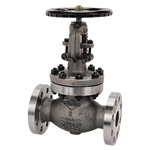 300 Type Cast-Steel Flanged Globe Valve <Bolted Bonnet Type>
