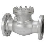 20K Type Ductile Cast-Iron Flanged Swing Check Valve <Bolted Cover Type>