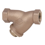 150 Type Bronze Screw-in Type Y Shaped Strainer