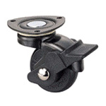 Nylon Wheel (Packing Caster) with Standard Class 100G-Ns Track Type Stopper