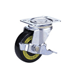 Conductive Type, 100Es, Truck Type, Conductive Wheel, Synthetic Rubber Wheel (Packing Caster)