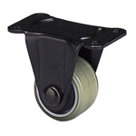 Heavy Class 600HB2-PA Fixed Type PA Polyurethane Wheel (Packing Caster) with Radial Bearings for Small Loads