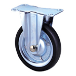 Standard Class 600PR Fixed Type Synthetic Rubber Wheel (Packing Caster)