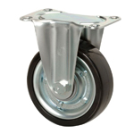 Middle Class 600HB Fixed Type Wheel with Heavy Duty Roller Bearings (Packing Caster)