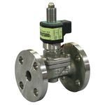 WF-25C Type Solenoid Valve (for Liquid and Gas) Stainless Steel Momotaro II