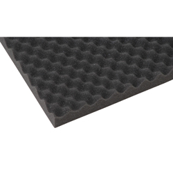 Urethane Foam Wave Shape PUF