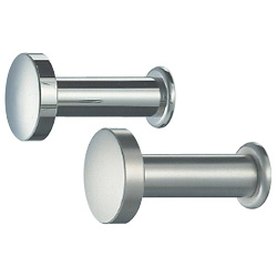 Stainless Steel High Dome Round Hook ST-53