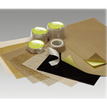 TG Tape (Glass Cloth Reinforced PTFE-Impregnated Type)