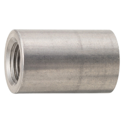 Stainless Steel Screw-in Pipe Fitting, Pipe Socket With Tapered Thread