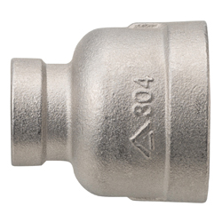 Stainless Steel Screw-in Pipe Fitting, Reducing Socket
