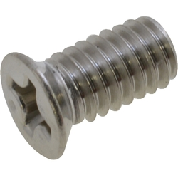 Aluminum sash screw