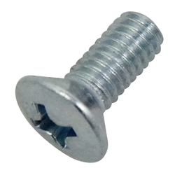 Round Flat Head Screw