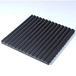S-Shaped Vibration-Proof Pad