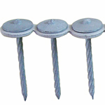 Corrugated Galvalume Sheet Connection Screw, Umbrella Nail