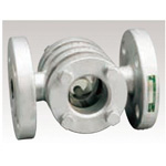 High Pressure Gas Safety Act Approved Product, Sight Glass, Ball Type