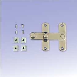 Stainless Steel Slide Lock 40