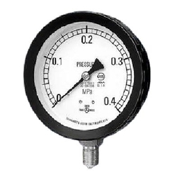 Sealed Plastic Pressure Meter - A Type