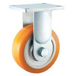 High Hardness Urethane Caster, Fixed Wheel, for Ultra Heavy Weight (HDUK Type)