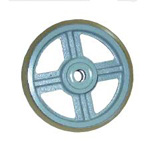 Polyurethane Rubber Wheel for Medium Load (USB Type)