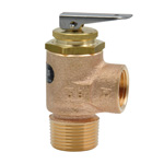 Relief Valve for Hot Water Equipment, AL-50 Series